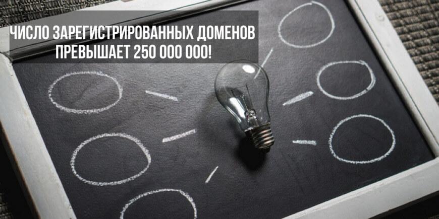 Лампочка на черной доске