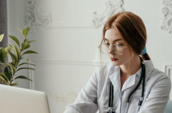 Работа врачом через интернет