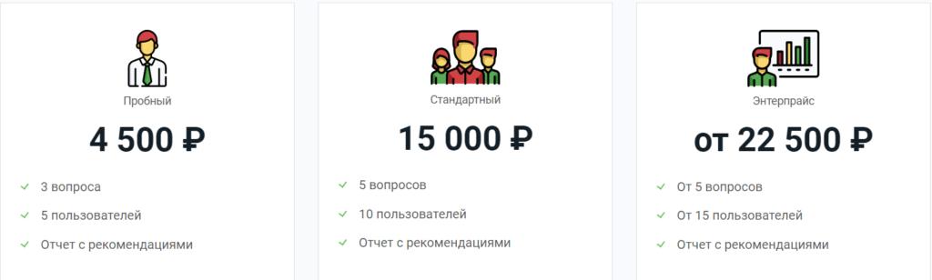 тарифы Askusers.ru