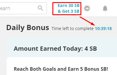 Ежедневный бонус свагбакс